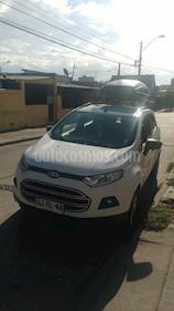 Ford Ecosport SE 1.6L usado (2014) color Blanco precio $7.400.000