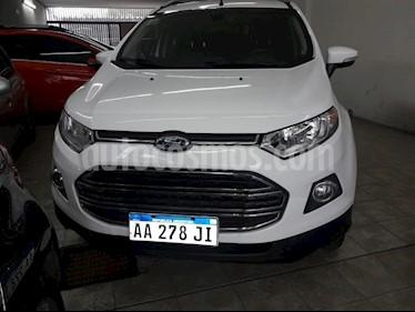Foto venta Auto usado Ford EcoSport SE 2.0L Aut (2016) color Blanco precio $340.000