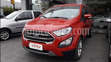 Foto venta Auto usado Ford EcoSport SE 2.0L Aut (2018) color Rojo precio $795.000