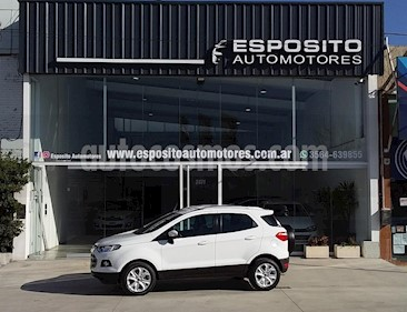 foto Ford EcoSport SE 2.0L Aut usado (2014) color Blanco precio $555.000