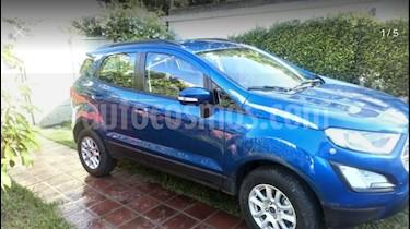 Foto venta Auto usado Ford EcoSport SE 2.0L Aut (2018) color Azul Electrico precio $830.000