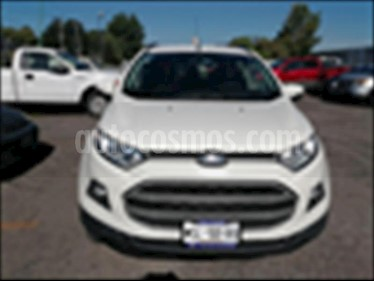 Foto venta Auto usado Ford Ecosport SE AT (2014) color Blanco precio $165,000
