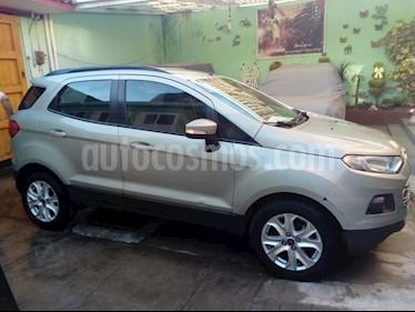 Ford Ecosport SE Aut usado (2014) color Arena precio $155,000