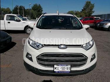 Foto venta Auto usado Ford Ecosport SE Aut (2014) color Blanco precio $165,000