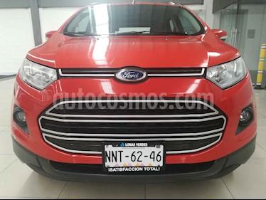 Ford Ecosport SE Aut usado (2013) color Naranja precio $175,000
