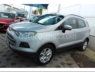 Foto venta Auto usado Ford Ecosport SE TM R15 (2014) color Plata precio $185,000