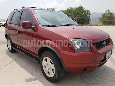 Foto venta Auto usado Ford Ecosport SE (2007) color Rojo Granada precio $87,000