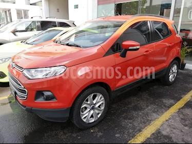 Foto venta Auto usado Ford Ecosport SE (2014) color Naranja precio $170,000