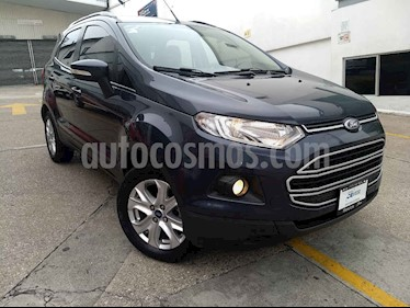 Foto venta Auto usado Ford Ecosport SE (2014) color Azul precio $170,000