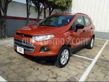 Foto venta Auto usado Ford Ecosport SE (2013) color Naranja precio $145,000