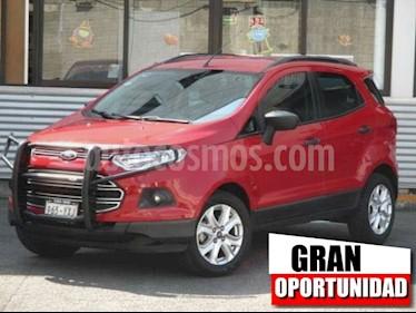Foto venta Auto Seminuevo Ford Ecosport SE (2013) color Rojo Granada precio $160,000