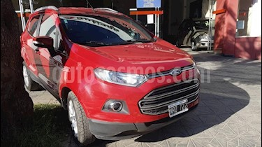 Foto venta Auto usado Ford EcoSport Titanium 1.5L (2014) color Rojo precio $450.000