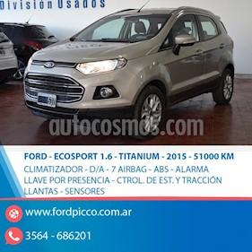 Foto venta Auto usado Ford EcoSport Titanium 1.5L (2015) color Beige precio $580.000