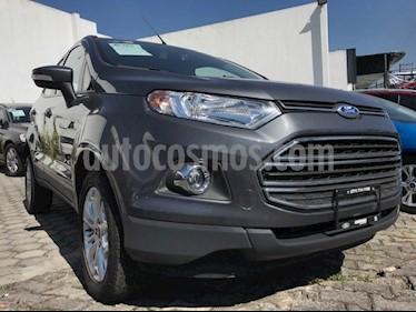 Foto venta Auto usado Ford Ecosport TITANIUM AT (2017) color Gris Hierro precio $249,999