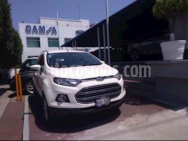 Foto venta Auto usado Ford Ecosport TITANIUM AT (2016) color Blanco precio $249,900