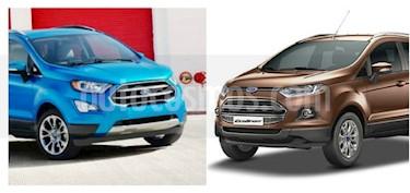 Foto venta carro Usado Ford Ecosport Titanium Aut 4x2 (2018) color Marron precio BoF1.430.000