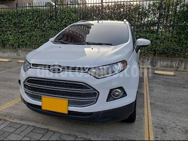 Foto venta Carro usado Ford Ecosport Titanium Aut  (2015) color Blanco precio $45.000.000