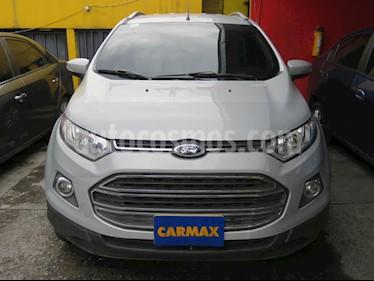 Foto venta Carro usado Ford Ecosport Titanium Aut  (2014) color Plata precio $41.900.000