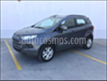 Foto Ford Ecosport Titanium Aut usado (2017) color Gris Oscuro precio $250,000
