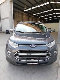 Foto venta Auto Seminuevo Ford Ecosport Titanium Aut (2017) color Gris Hierro precio $315,900