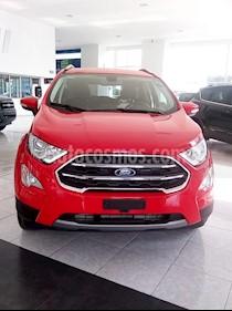 Ford Ecosport Titanium Aut nuevo color Rojo precio $377,700