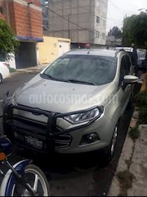 Foto venta Auto Seminuevo Ford Ecosport Titanium Aut (2014) color Arena precio $175,000