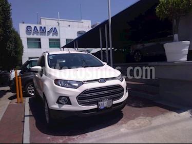 Foto venta Auto usado Ford Ecosport Titanium Aut (2016) color Blanco precio $249,900