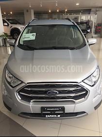 Ford Ecosport Titanium Aut nuevo color Azul Relampago precio $377,700