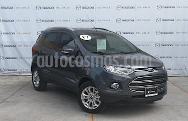 Foto venta Auto usado Ford Ecosport Titanium Aut (2017) color Gris precio $280,000