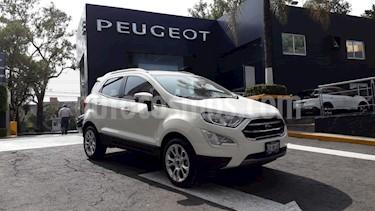 Foto venta Auto usado Ford Ecosport Titanium Aut (2018) color Blanco precio $319,900