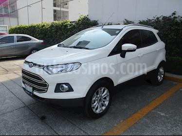 Foto venta Auto Seminuevo Ford Ecosport Titanium (2017) color Blanco Oxford precio $270,000