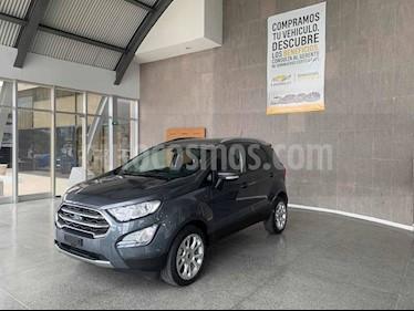 Ford Ecosport Titanium usado (2018) color Gris precio $275,000