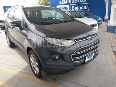 Foto venta Auto usado Ford Ecosport TREND 4x2 AT (2016) color Gris Hierro precio $240,000