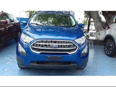 Foto venta Auto usado Ford Ecosport TREND AT (2018) color Azul Relampago precio $259,000