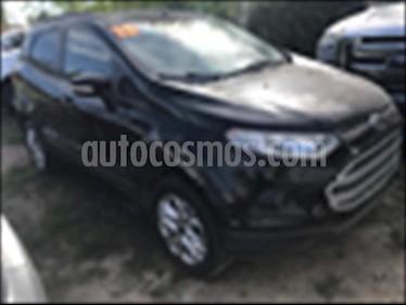 Ford Ecosport TREND AT usado (2015) color Negro precio $190,000