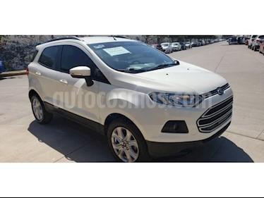 Foto venta Auto usado Ford Ecosport TREND AT (2017) color Blanco precio $225,000