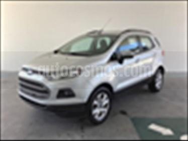 Foto Ford Ecosport Trend Aut usado (2016) color Plata precio $210,000