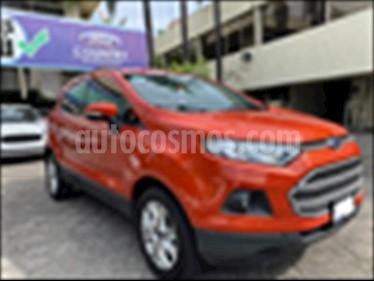 Ford Ecosport Trend Aut usado (2015) color Naranja precio $229,000