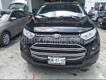 Foto venta Auto usado Ford Ecosport Trend Aut (2015) color Negro precio $190,000