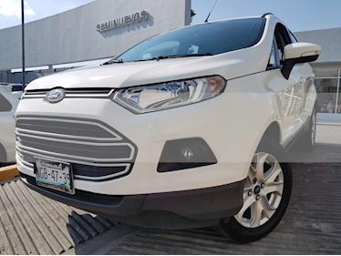 Foto venta Auto usado Ford Ecosport Trend Aut (2017) color Blanco Diamante precio $245,000