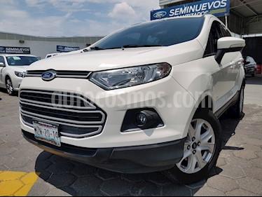 Foto venta Auto usado Ford Ecosport Trend Aut (2016) color Blanco Diamante precio $210,000