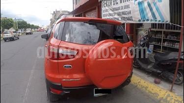 Ford Ecosport Trend Aut usado (2015) color Naranja precio $165,000