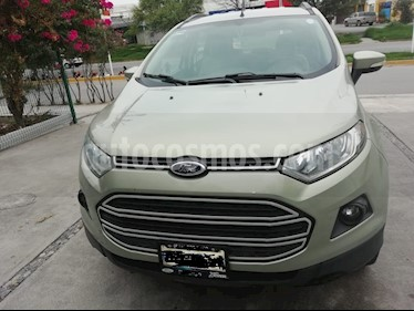 Foto venta Auto usado Ford Ecosport Trend Aut (2015) color Verde precio $185,000