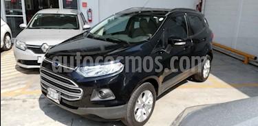 Foto venta Auto usado Ford Ecosport Trend Aut (2015) color Negro precio $195,000