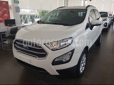 Foto venta Auto usado Ford Ecosport Trend Aut (2018) color Blanco precio $302,000