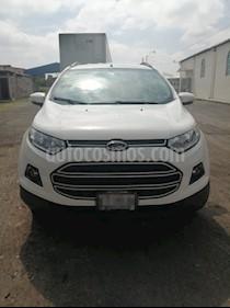 Ford Ecosport Trend Aut usado (2017) color Blanco precio $230,000