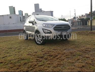 Foto venta Auto usado Ford Ecosport Trend Aut (2018) color Gris Mercurio precio $299,999