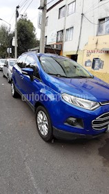 Ford Ecosport Trend Aut usado (2014) color Azul Dinamico precio $158,000