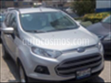 Foto venta Auto usado Ford Ecosport TREND MT (2017) color Plata precio $230,000