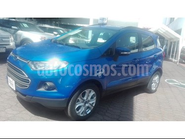 Foto venta Auto usado Ford Ecosport TREND MT (2015) color Azul precio $188,000